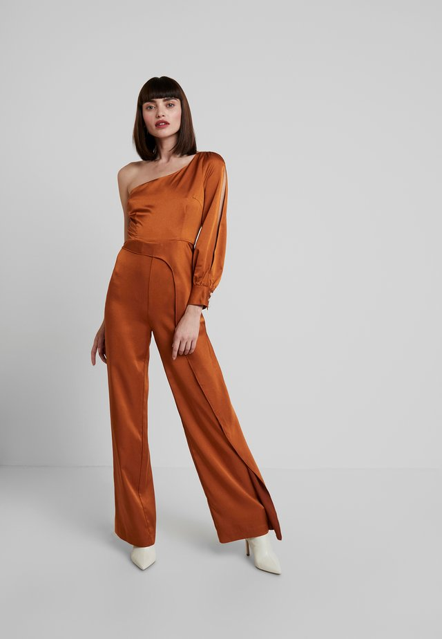 WINTER - Jumpsuit - rust