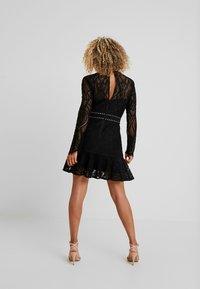Forever New Petite - MINI DRESS - Cocktail dress / Party dress - black - 3