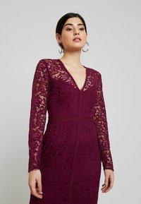 Forever New Petite - MICHELLE DRESS - Cocktail dress / Party dress - plum - 3