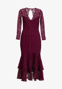 Forever New Petite - MICHELLE DRESS - Cocktail dress / Party dress - plum - 5