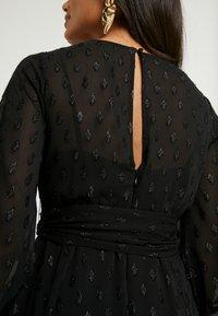 Forever New Petite - SIENNA MIDI DRESS - Cocktailkleid/festliches Kleid - black - 5