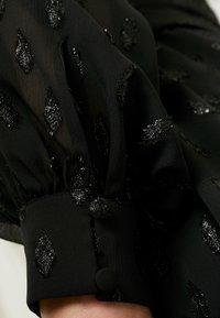 Forever New Petite - SIENNA MIDI DRESS - Cocktailkleid/festliches Kleid - black - 7