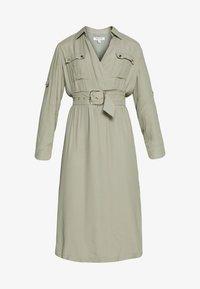 Forever New Petite - IMOGEN SAFARI SHIRT DRESS - Day dress - gentle khaki - 4