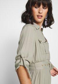 Forever New Petite - IMOGEN SAFARI SHIRT DRESS - Day dress - gentle khaki - 5
