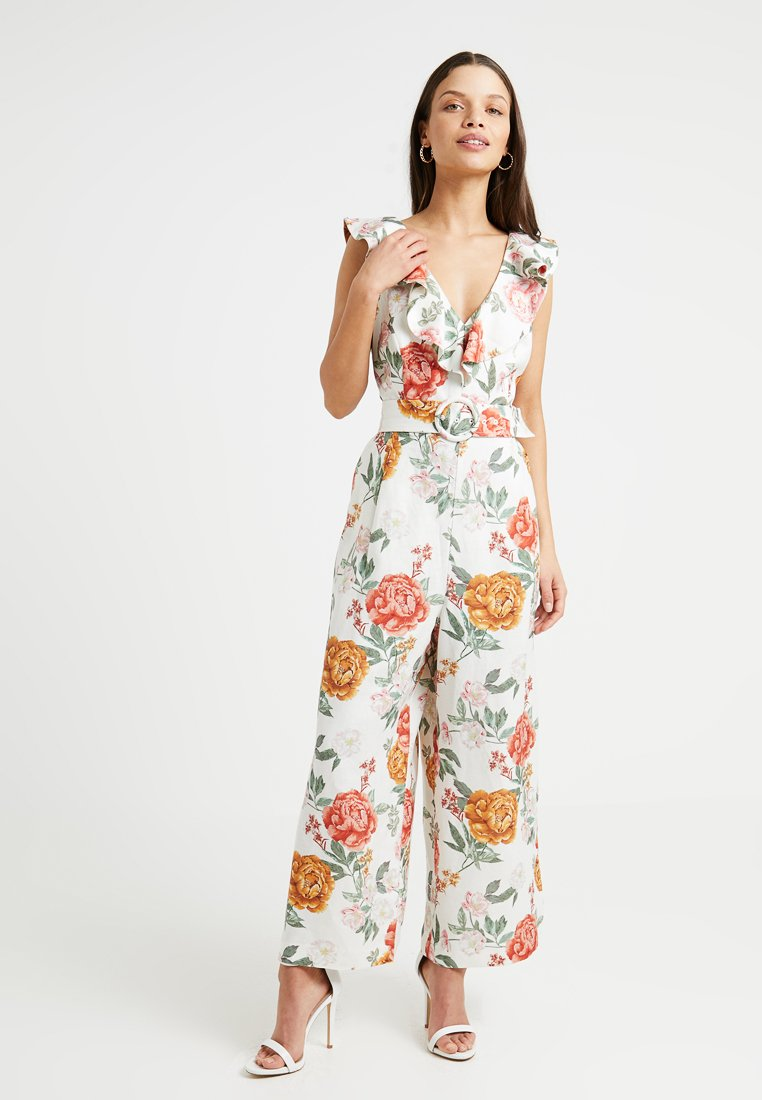 Forever New Petite - CULLOTTE - Overall / Jumpsuit /Buksedragter - summer bloom