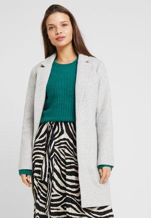 ADELE EDGE TO EDGE COAT - Krátký kabát - grey
