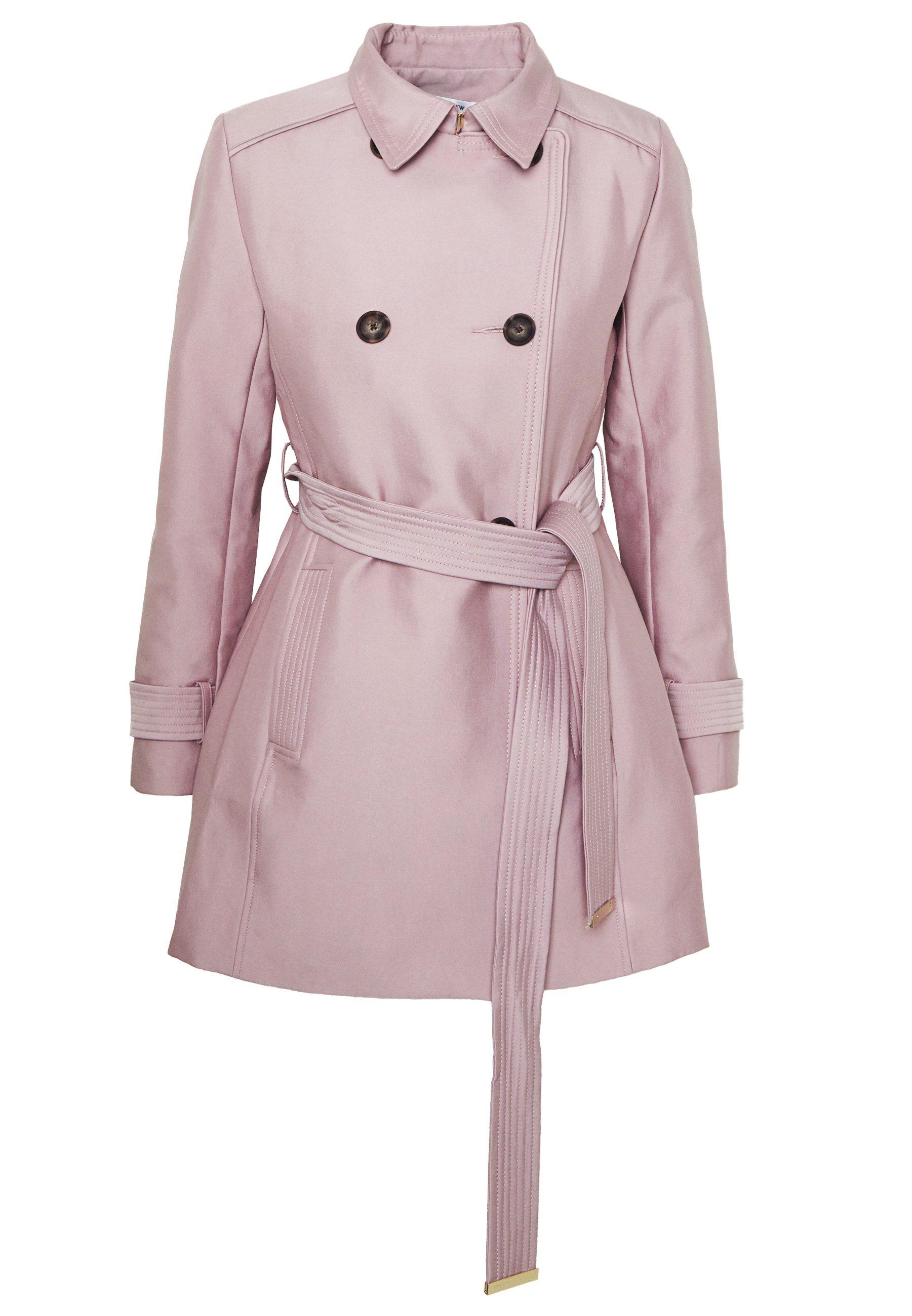 Forever New Petite HELENA - Krótki płaszcz - pink