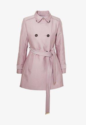 HELENA - Cappotto corto - pink