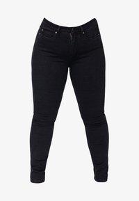 FOX FACTOR - Slim fit jeans - cosmic black - 4