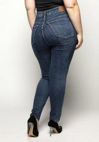 FOX FACTOR - IRI - Jeans Skinny Fit - eagle blue - 2