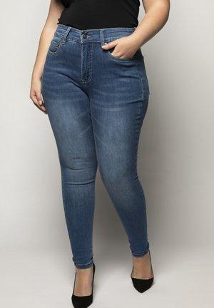 NIKI - Jeans Skinny Fit - ocean blue