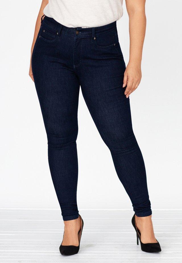 NIKI - Jeans Skinny Fit - devil blue