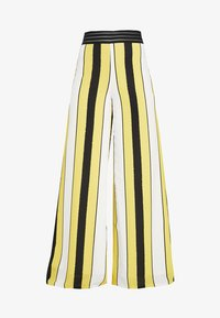 Forever Unique Main Collection - VIDA - Stoffhose - ivory/yellow/black - 3