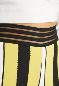 Forever Unique Main Collection - VIDA - Stoffhose - ivory/yellow/black - 4