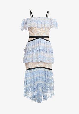 TATLER - Koktejlové šaty/ šaty na párty - blue/nude