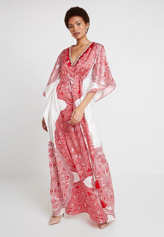LUPITA - Robe longue - red