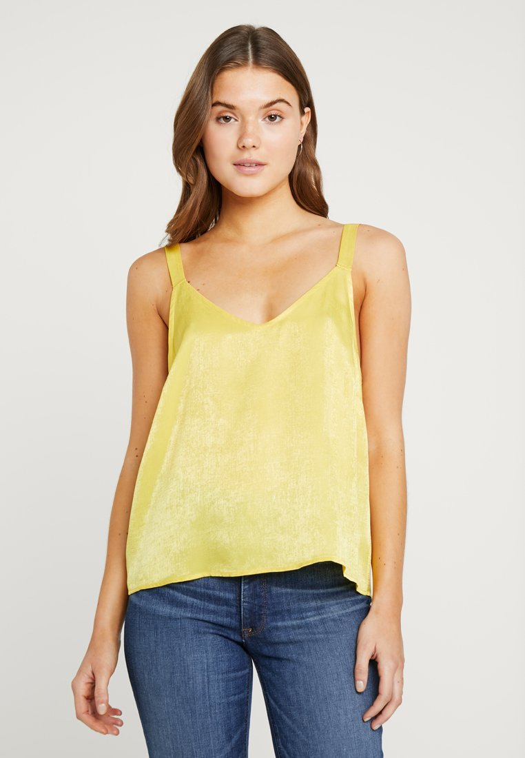 Forever Unique Main Collection - GENOVEVA - Bluse - yellow