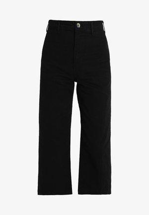 PATTI PANT - Pantalon classique - black
