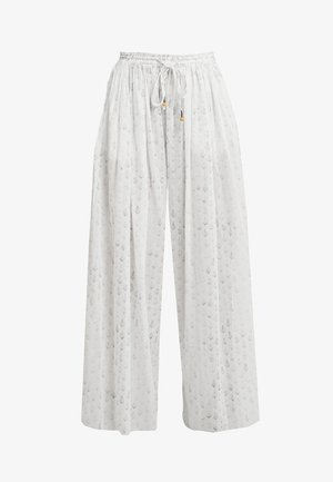 DREAM TIME PANT - Kangashousut - ivory