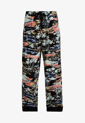 LAGOON PANT - Kalhoty - black