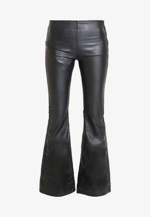 PENNY PULL ON VEGAN - Trousers - black