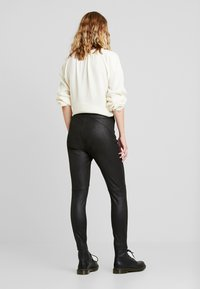 Free People - MIDNIGHT - Pantalon classique - black - 2