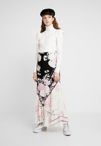 Free People - BALI AFTER HOURS SKIRT - Maxi sukně - cream - 1