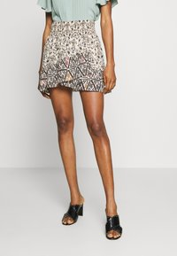 Free People - RIVIERA MINI - A-line skirt - multicolor - 0