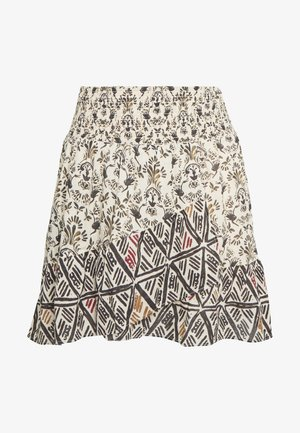 RIVIERA MINI - A-line skirt - multicolor