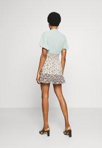 Free People - RIVIERA MINI - A-line skirt - multicolor - 2