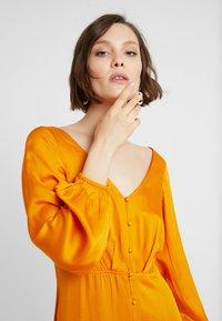 Free People - LATER DAYS MIDI - Vestito lungo - tangerine - 3