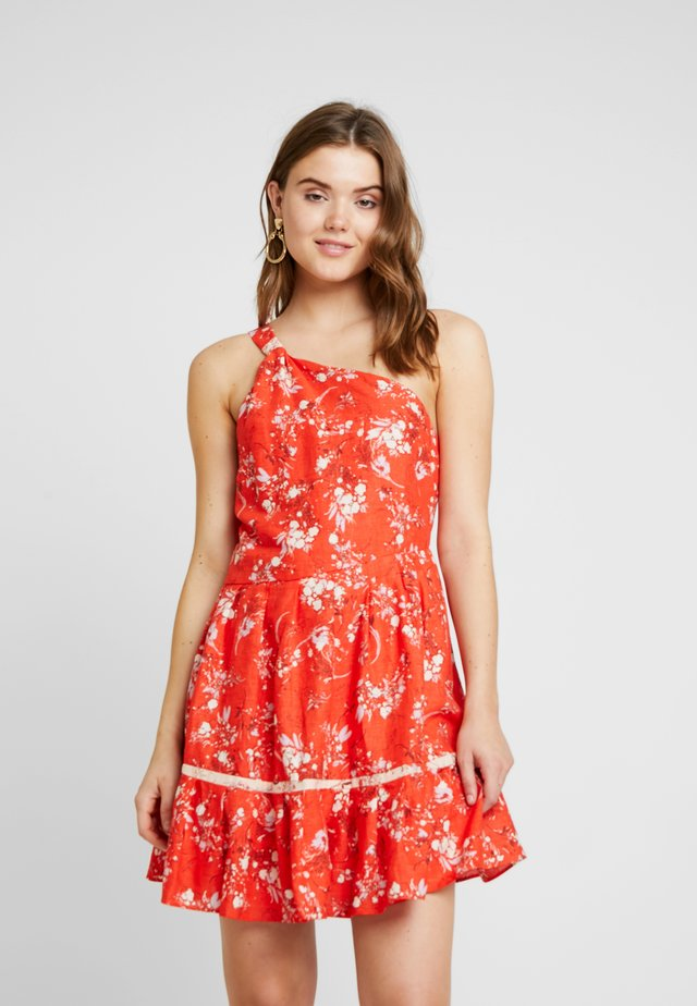 ALL MINE - Day dress - red