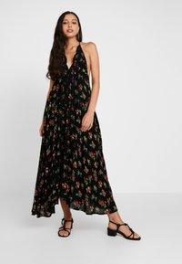 Free People - VENICE - Maxi šaty - black - 0