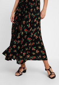 Free People - VENICE - Maxi šaty - black - 5