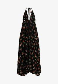 Free People - VENICE - Maxi šaty - black - 7