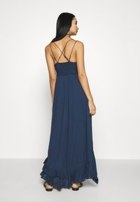 Free People - ADELLA SLIP - Maxi šaty - blue - 2