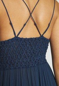 Free People - ADELLA SLIP - Maxi šaty - blue - 5