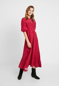 Free People - JESSIE - Maxi dress - red - 0