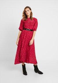 Free People - JESSIE - Maxi dress - red - 2
