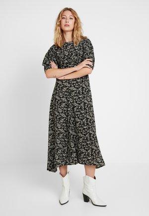 JESSIE - Robe longue - black