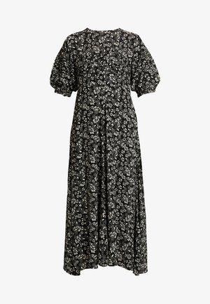 JESSIE - Maxi dress - black