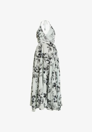 LILLE PRINTED - Maxikleid - blue