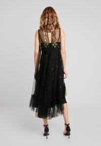 Free People - NIGHT MOVES - Vestito elegante - black - 2