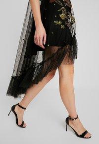 Free People - NIGHT MOVES - Vestito elegante - black - 3
