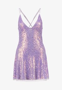 Free People - RUSH MINI - Cocktailkjole - lilac - 6