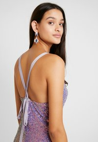 Free People - RUSH MINI - Cocktailkjole - lilac - 5