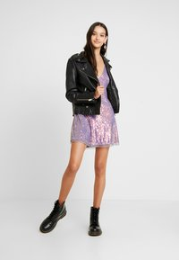 Free People - RUSH MINI - Cocktailkjole - lilac - 2