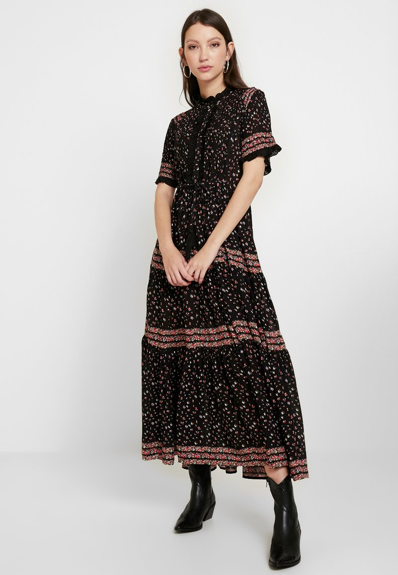 Free People - RARE FEELING MAXI - Maxikjole - black
