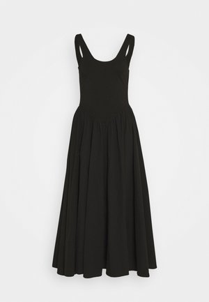 EMILY'S MIDI - Day dress - black