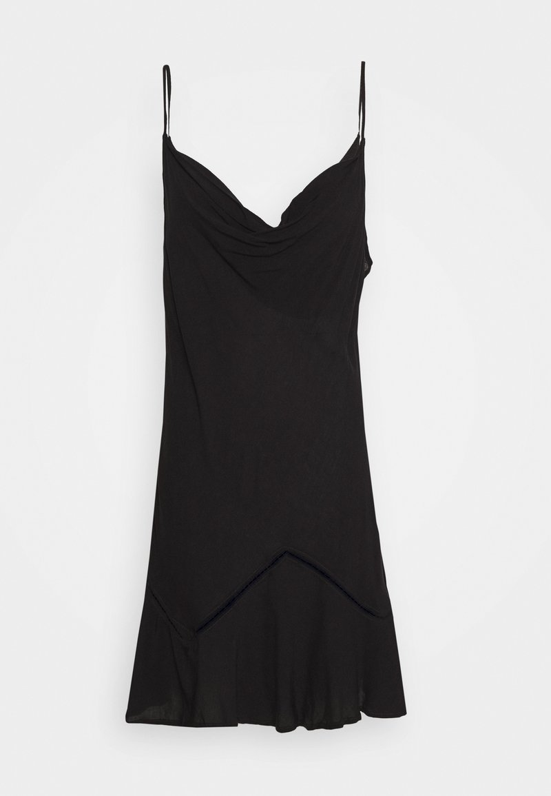 Free People - FOREVER FIELDS MINI - Denní šaty - black